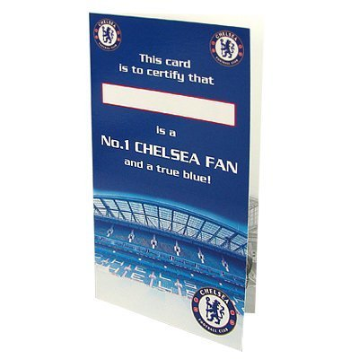 (Chelsea FC Official Reversible Crest Duvet and Pillow Case Set )