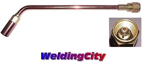 WeldingCity 8-MFN Propane//Natural Gas Heating Nozzle Rosebud Tip for Victor 300 Series Torch Handles