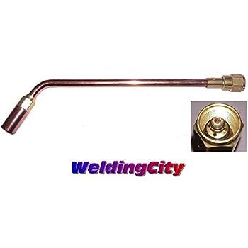 WeldingCity 4-MFA-1 Acetylene Heating Nozzle Rosebud Tip for Victor 100 Series Torch Handles