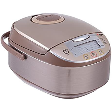 Tatung TFC 5817 Micom Fuzzy Logic Multi Cooker And Rice Cooker Champagne