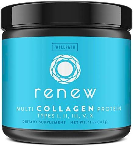 Renew Multi Collagen Protein Powder product image