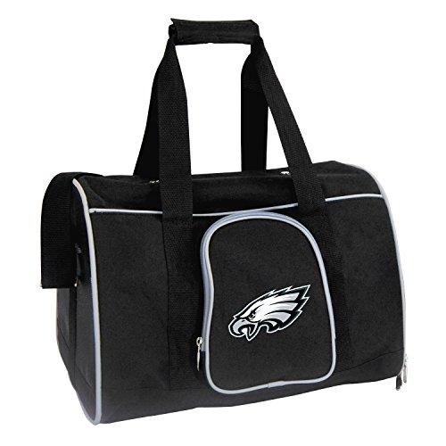 Denco NFL Philadelphia Eagles Premium Pet Carrier