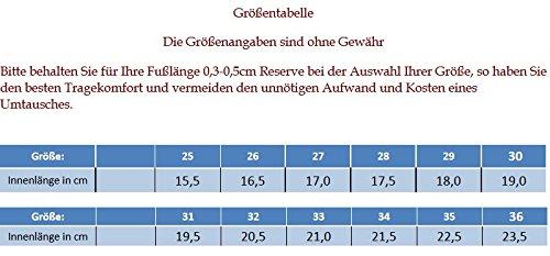 Kinder Outdoor sandale Trekking gr.25 - 36 nr.6666-22 grau 31