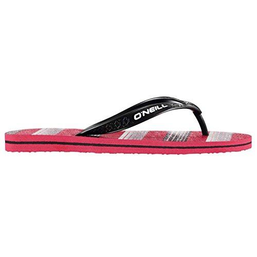 Men's O'Neill Thong Red O'Neill Men's Sandals ddq1rfx