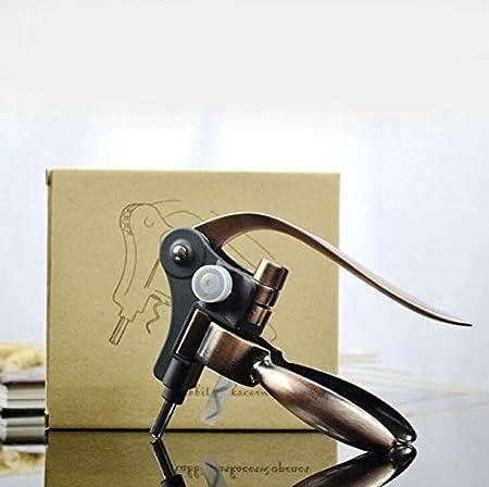 Wcj Creative Multifunción Rabbit Red Wine Opener Tools Herramientas de cocina Botella de corcho Tire Sacacorchos Poure Set