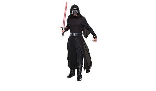 Vestimenta Star Wars Disfraz Kylo Ren hombre M/L 48/54 Traje Sith ...