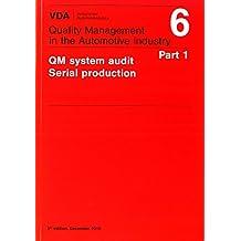 VDA 6.1 QM - system audit - Serial Production