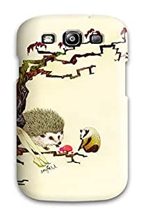 Snap-on Case Designed For Galaxy S3- Sketch