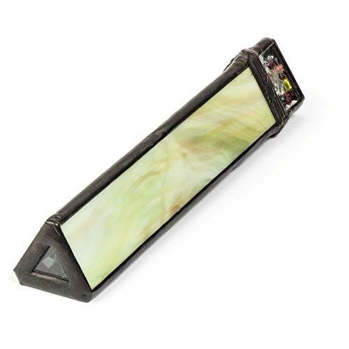 J Devlin Kal 113 Green Stained Glass Kaleidoscope Gift by J Devlin Glass Art (Image #2)
