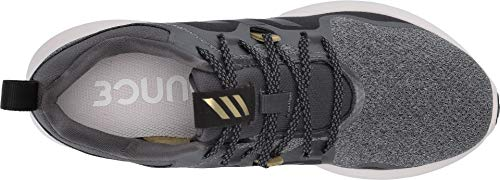 adidas Running Women's Edgebounce Core Black/Core Black 5 B US by adidas (Image #1)