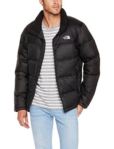 - The North Face Nuptse Jacket - Men's TNF Black/TNF Black Large