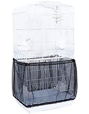 POPETPOP Klatka Dla Ptaków Okładka- Siatka Nylonowa Netto Pokrywa Papuga Netto Do Klatek Dla Ptaków Akcesoria (Nie Obejmuje Klatka Dla Ptaków)