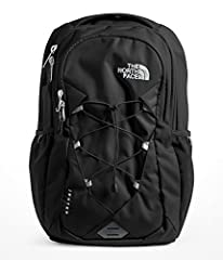 "Make your commute an easy one with the organized Jester Backpack from The North Face®. Large main compartment fits books and binders. Padded laptop pocket fits devices up to 15"". Organization panel for smaller items. Front accessory pocket. ..."