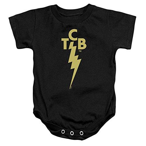 Infant: Elvis Presley - Tcb Logo Onesie Infant Onesie Size 0-6 (Elvis Onesie)