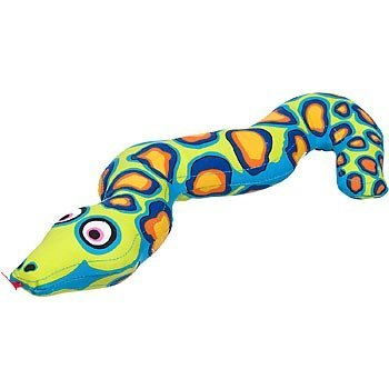Bamboo Classics Yankers Snake Dog Toy, My Pet Supplies