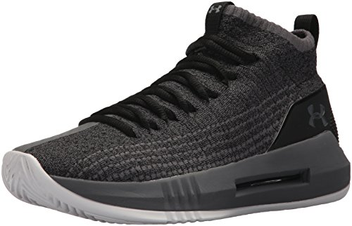 Chaussures Armour Ua Noir noir Heat Seeker Hommes 004 Under De Basketball PFqHBwqd