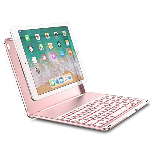 Keyboard Case Compatible with 2017 iPad 9.7