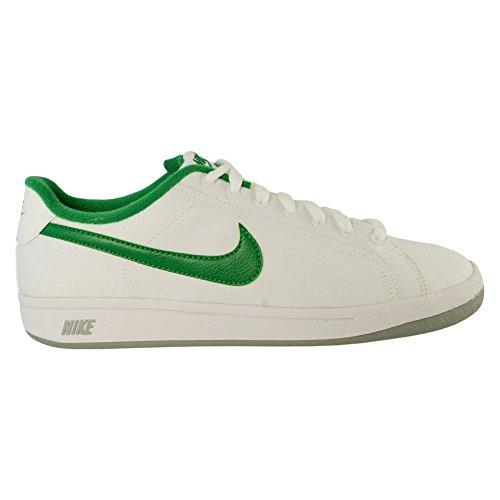 Nike 845403-004, Scarpe da Basket Uomo Bianco-verde