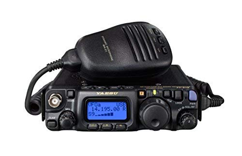 Radio Noise Aircraft (Yaesu FT-818ND FT-818 6W HF/VHF/UHF All Mode Mobile Transceiver)