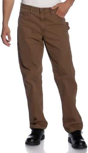 Dickies Men's Sanded Duck Carpenter Jean