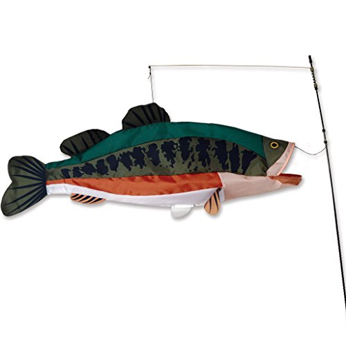 - Premier Kites Swimming Fish - Bass
