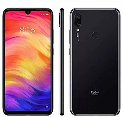 Xiaomi Redmi Note 7 Dual SIM 32GB 3GB RAM Black: Xiaomi: Amazon.es ...