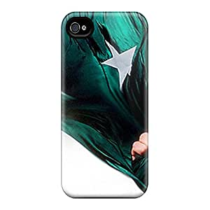 Premium IlpKMGZ2541rmGxy Case With Scratch-resistant/ Pakistan Case Cover For Iphone 4/4s