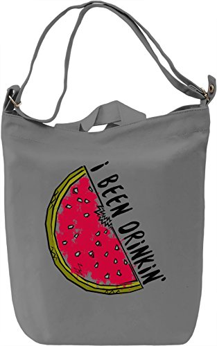 I Been Drinkin' Borsa Giornaliera Canvas Canvas Day Bag| 100% Premium Cotton Canvas| DTG Printing|