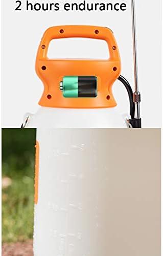 6L / 8L自動電気スプレーボトル、バッテリー式噴霧器充電式多目的噴霧器、園芸施肥洗浄用ショルダーストラップ付き