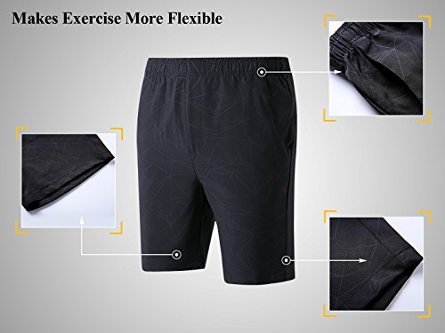 Bestselling Mens Fitness Shorts
