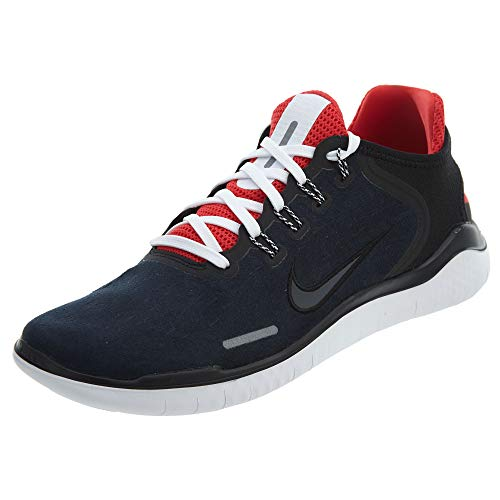 Anthracite Homme Rn Free 001 Rapide Nike Noir Ah7870 2018 rouge Dna 5I86x6qwT