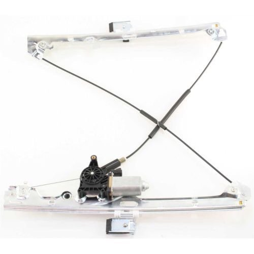 2012 Cadillac Escalade Base - Go-Parts ª OE Replacement for 2000-2006 Chevrolet Tahoe Power Window Motor and Regulator Assembly - Front Right (Passenger) Side - (Base Model + LS + LT + Limited) 20945139 GM1351110 for