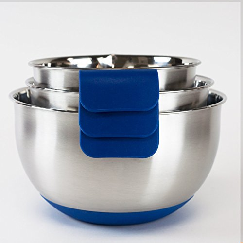 Mixing Bowl with Handle and Pour Spout