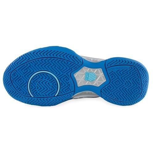 K-Swiss Ks Bigshot Light 2.5 - Zapatillas Mujer Blanco / Azul