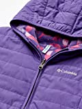 Columbia Kids' Toddler Double Trouble Jacket, Grape Gum/Grape Gum Reindeer, 4T