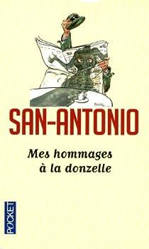 Book's Cover ofMes hommages à la donzelle
