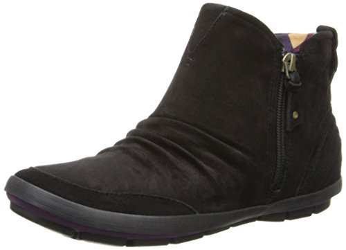 Rockport Cobb Hill Mujeres Tatum-ch Bota Black Suede