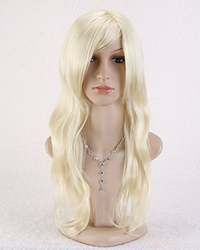 Kaden G-Wig Long Natural Wave Synthetic Hair Cosplay Wig Western fashion Stylish