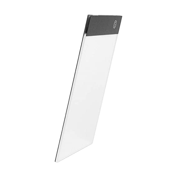 Webla - Cuadro de lectura y cuaderno de doble uso, graduación progresiva (embalaje más disco) para pintura LED A5 Panel de protección de copia: Amazon.es: ...