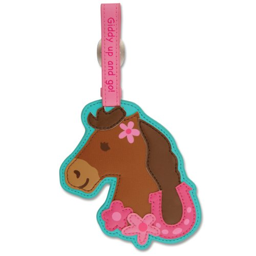 Stephen Joseph Luggage Tag, Horse ()