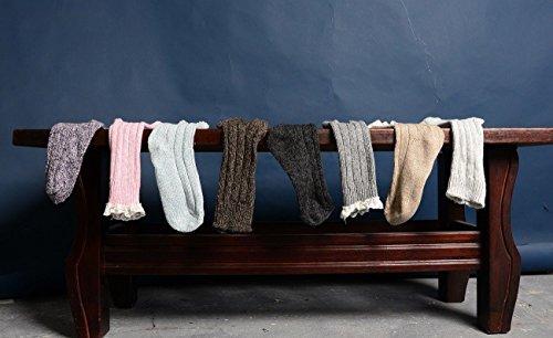 Chaussettes Assorted 6pk Multicolore Femme Eesa amp; Adam qZ1TCfEq
