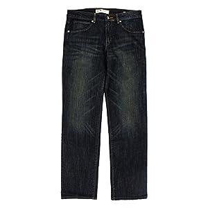 lee Men's Modern Series Straight-Fit Jean L342 Darko