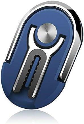 SHENGNONG Cell Phone Ring Holder Multipurpose Mobile Phone Bracket Holder Stand Phone Ring Holder Finger Kickstand Car Vent 360 Rotation Desk Phone Stand Finger Ring Stand