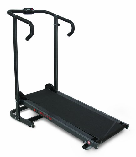 Elite Fitness Deluxe Manual Treadmill