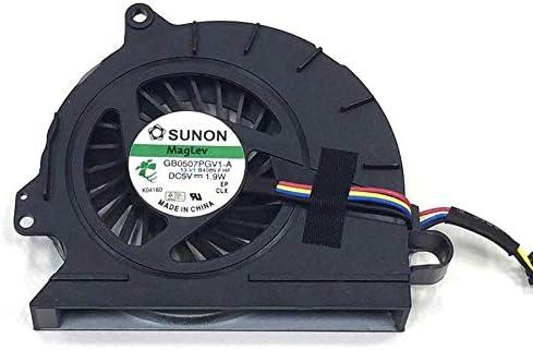 Cooler Fan for HP Elitebook 8440p 8440w Laptop CPU Fan 594049-001 Sunon GB0507PGV1-A