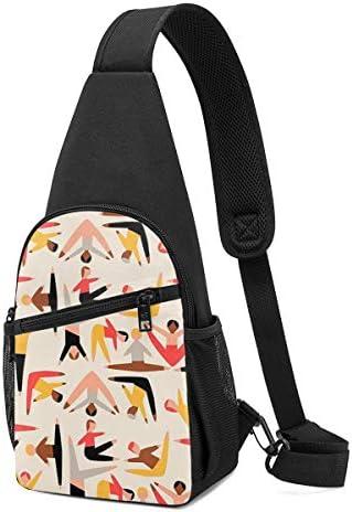 ボディ肩掛け 斜め掛け 運動 ショルダーバッグ ワンショルダーバッグ メンズ 軽量 大容量 多機能レジャーバックパック