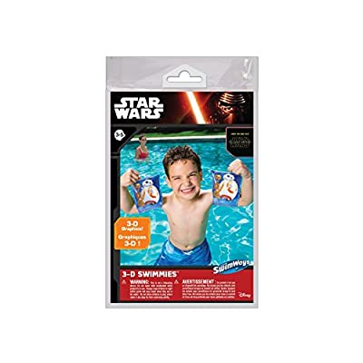 SwimWays Star Wars BB-8 Swimmies: Toys & Games