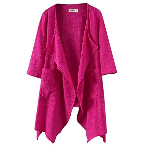 Gordon Q - Camisas - para mujer rosa (b)
