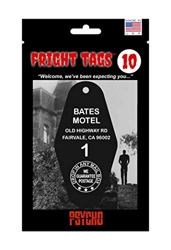 Psycho Fright Tags # 10 Key Tag - Bates Motel ()