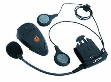 Scala Rider Q2 - Auriculares con micrófono para cascos de moto (bluetooth, autonomía de